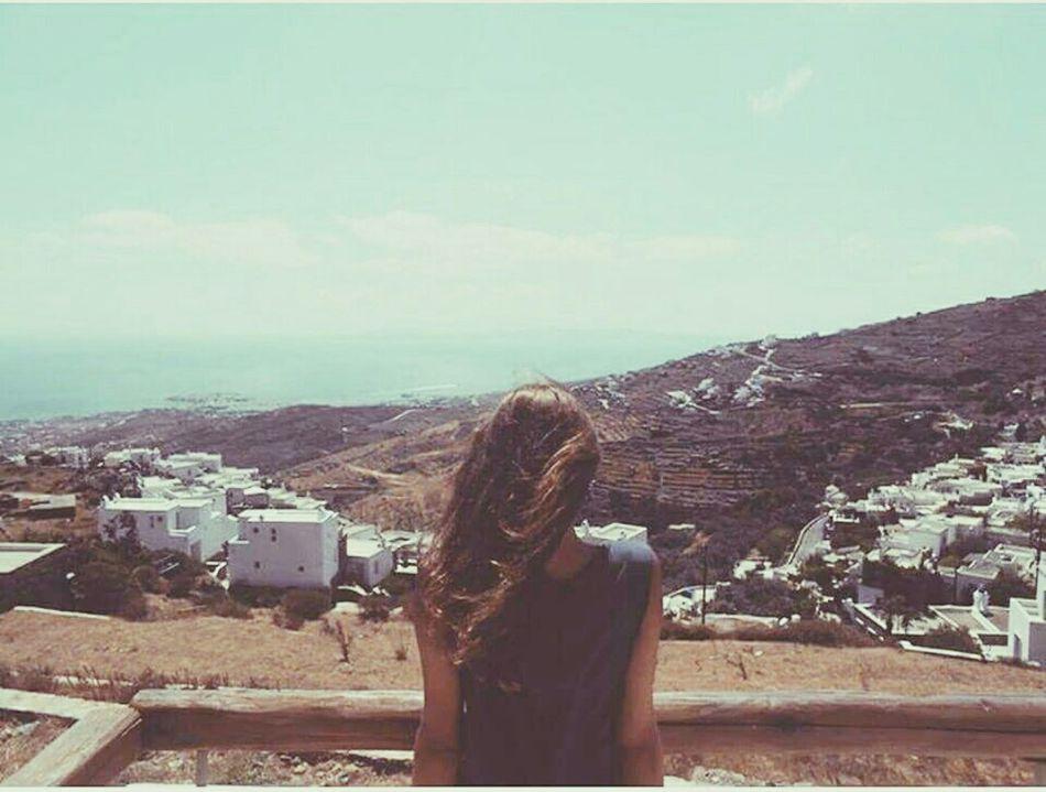 Feeling Free Sea View Seascape Holiday Tinos #love #life Greece