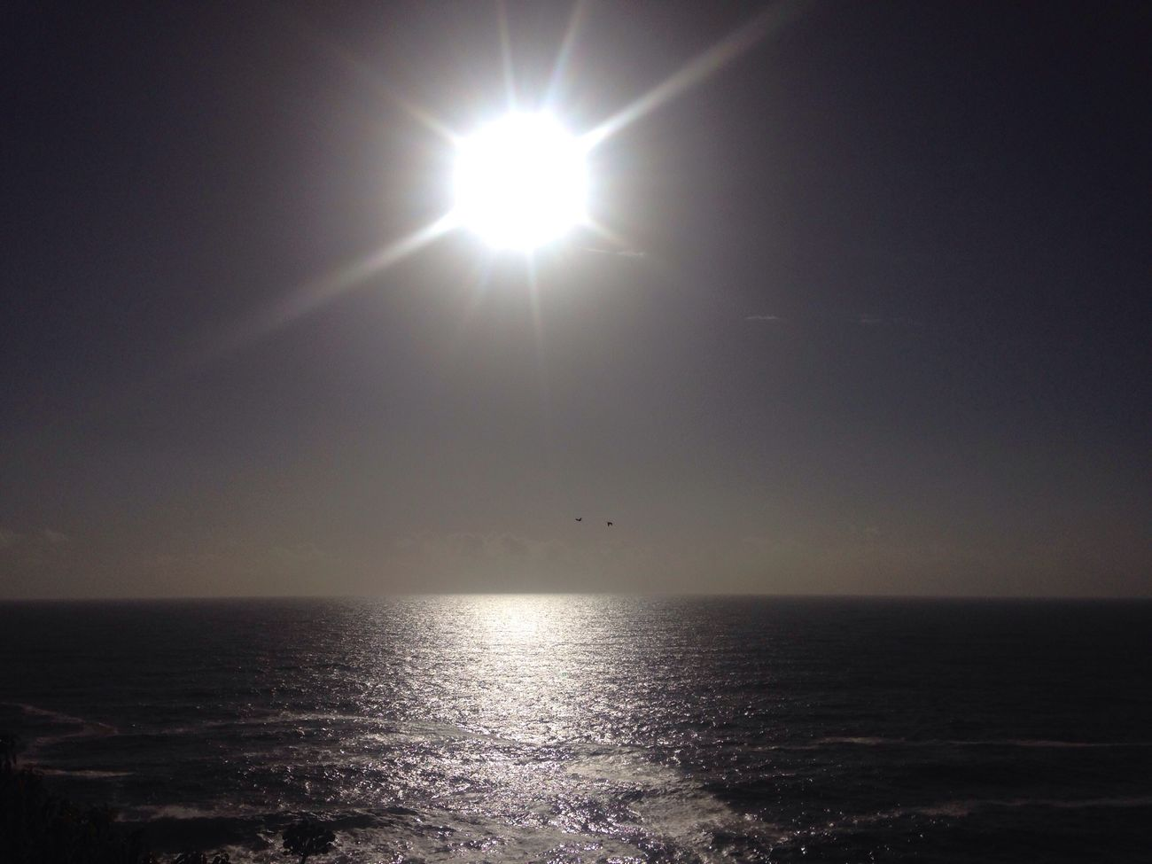Atarceder en Curiñanco ❤ Chile Sun Sea Horizon Over Water Sunlight Nature Tranquility Beauty In Nature Sky No People Day EyeEmNewHere Chile Sin Filtros Valdivia, Chile