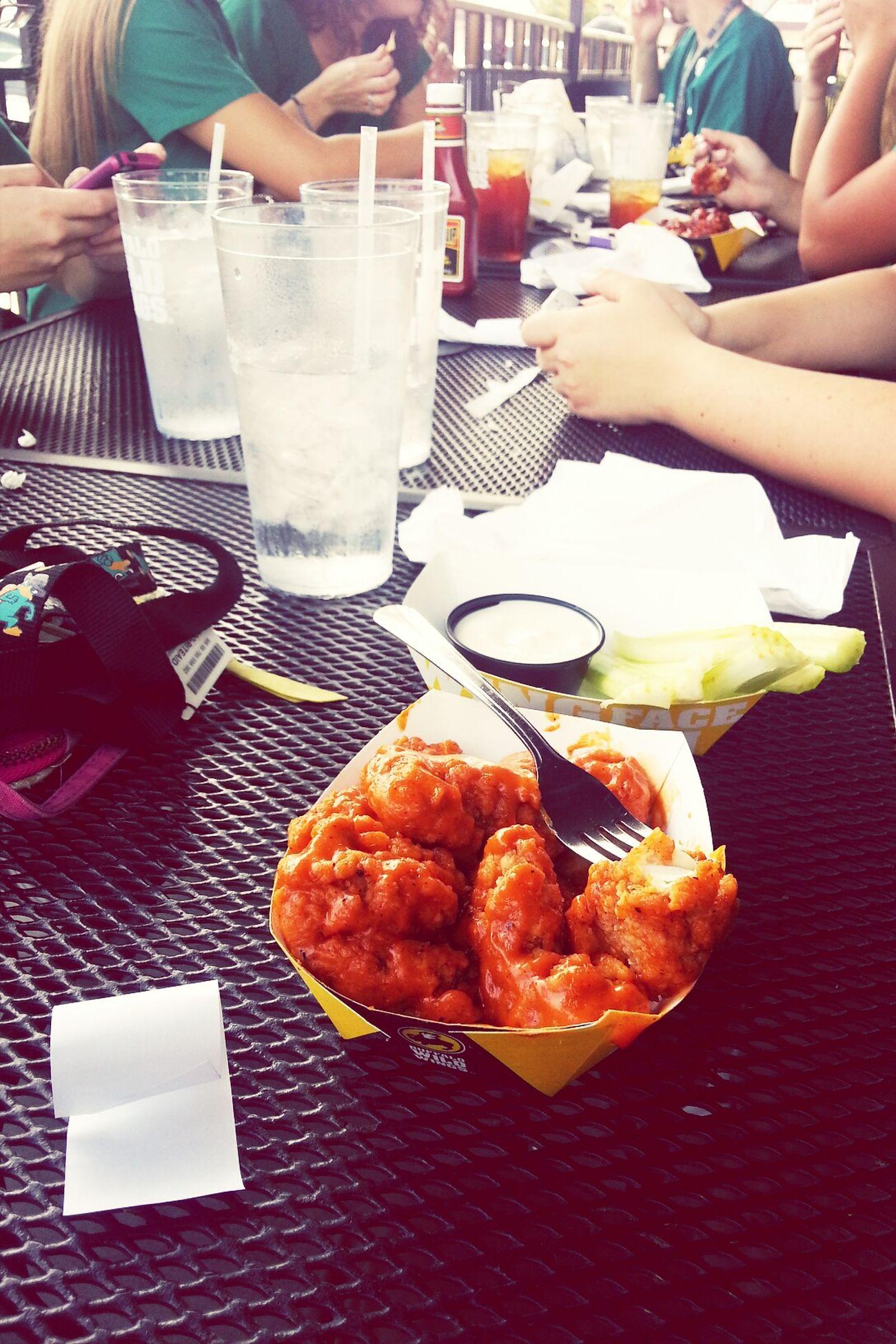 Lunch Friends
