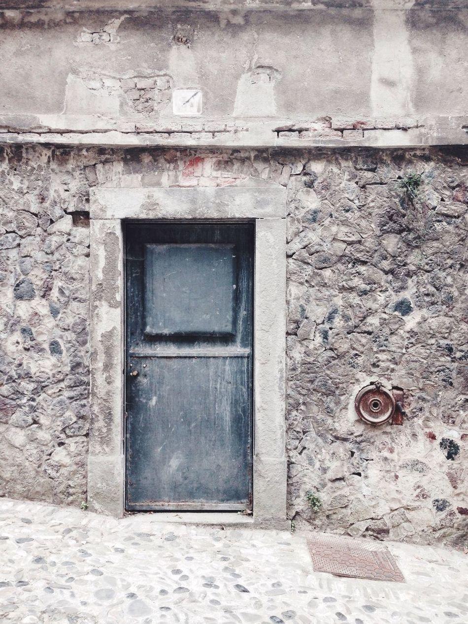 Castel D'Arquato Emiliaromagna Borgo Medievale Borgo Più Bello Porta Door Medieval City Dettaglio Particolare