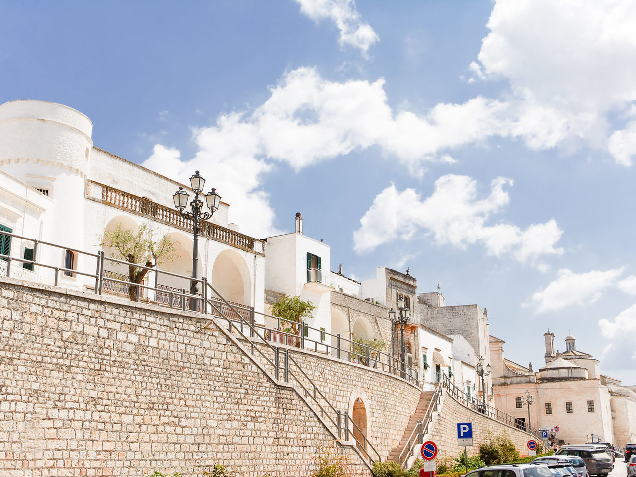 Amati Palace in Cisternino (Puglia - Italy) Alley Alleyway Amati Apúlia Architecture Borgo Brindisi Cisternino Fasano House Italy Itria Ostuni Puglia Road Salento Street Valley Village