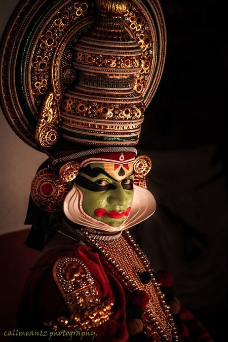 Stand Out From The Crowd Indian Art Form kathakali Kerala Art Form Folk Art