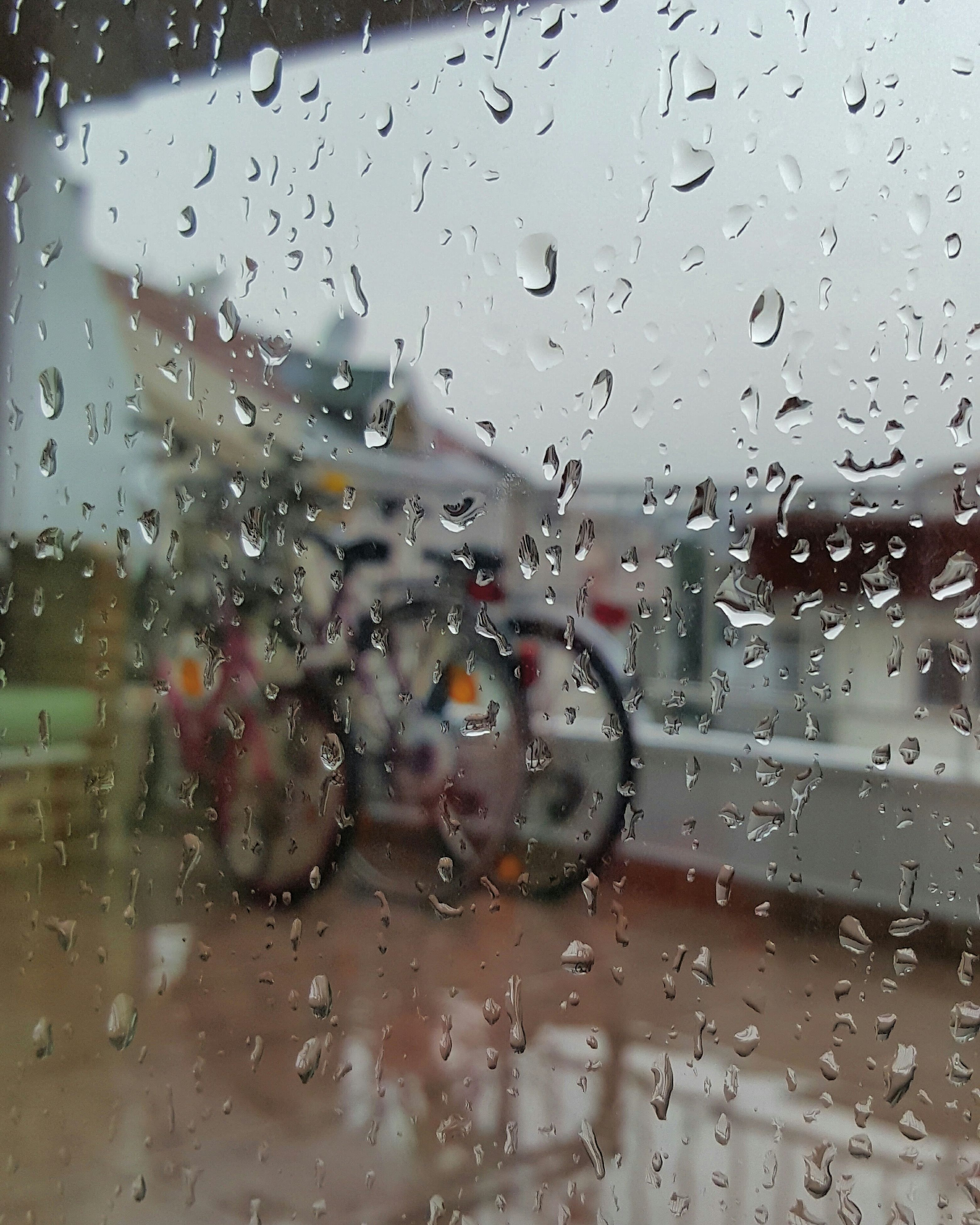 drop, wet, rain, window, transparent, season, water, weather, glass - material, indoors, raindrop, transportation, car, monsoon, land vehicle, mode of transport, focus on foreground, vehicle interior, glass, built structure