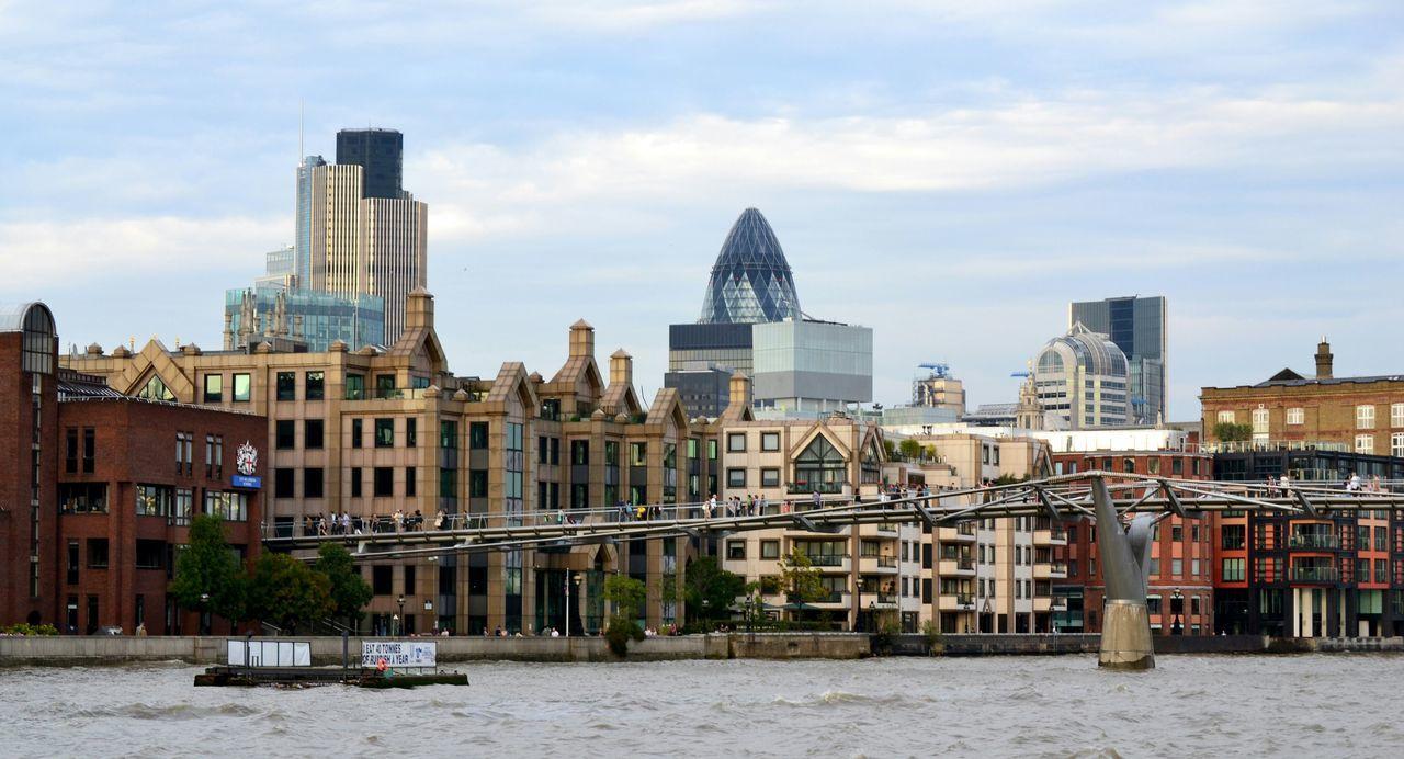 Mixed London Urban Landscape London Architecture Thamesriver Cityscapes Travel Photography City