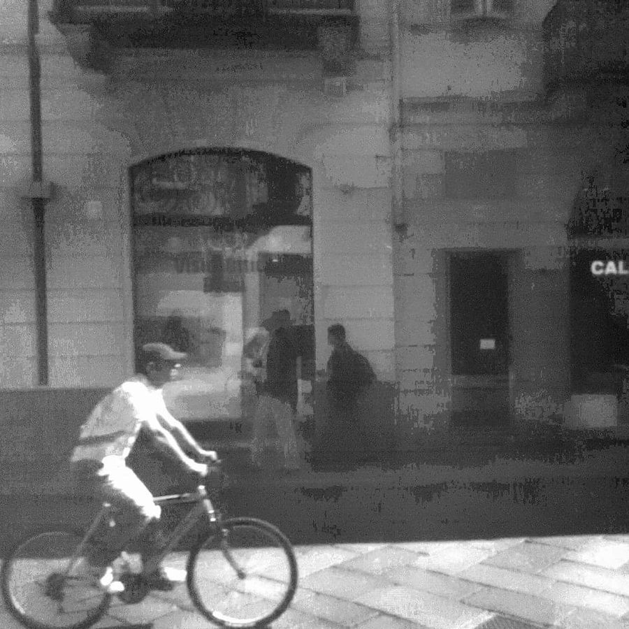 One Person Window Real People Only Women One Woman Only Full Length People Adult Adults Only Outdoors Lifestyles Bicycle Day Building Exterior Women One Young Woman Only City Architecture Young Adult Vercelli Piemonte_bestsunset Piemontexperience Piemontese Piemonte_best_pics
