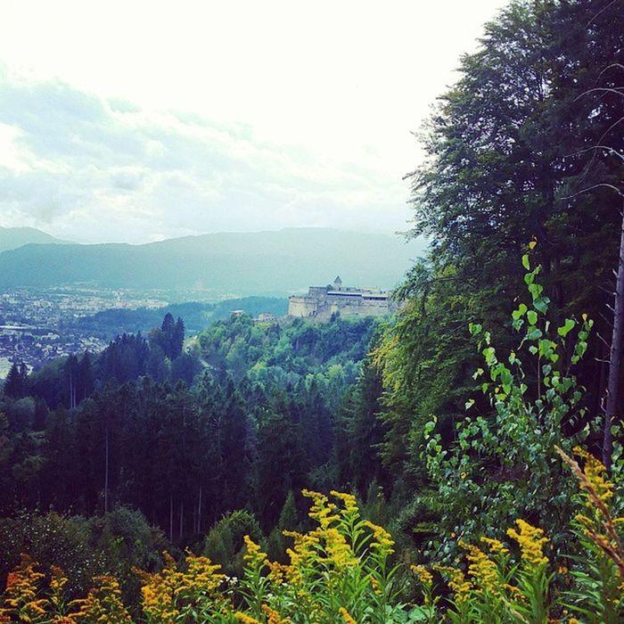 Medieval Castle Landskron Hiking carinthia austria