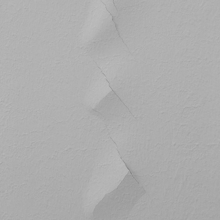 Wall Textures Studies Of Whiteness 'Three Is A Magic Number'