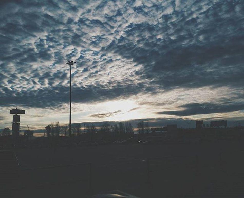 Далекое утро👌 с 5 утра на ногах 🔥 Москва утро пробки 🚗
