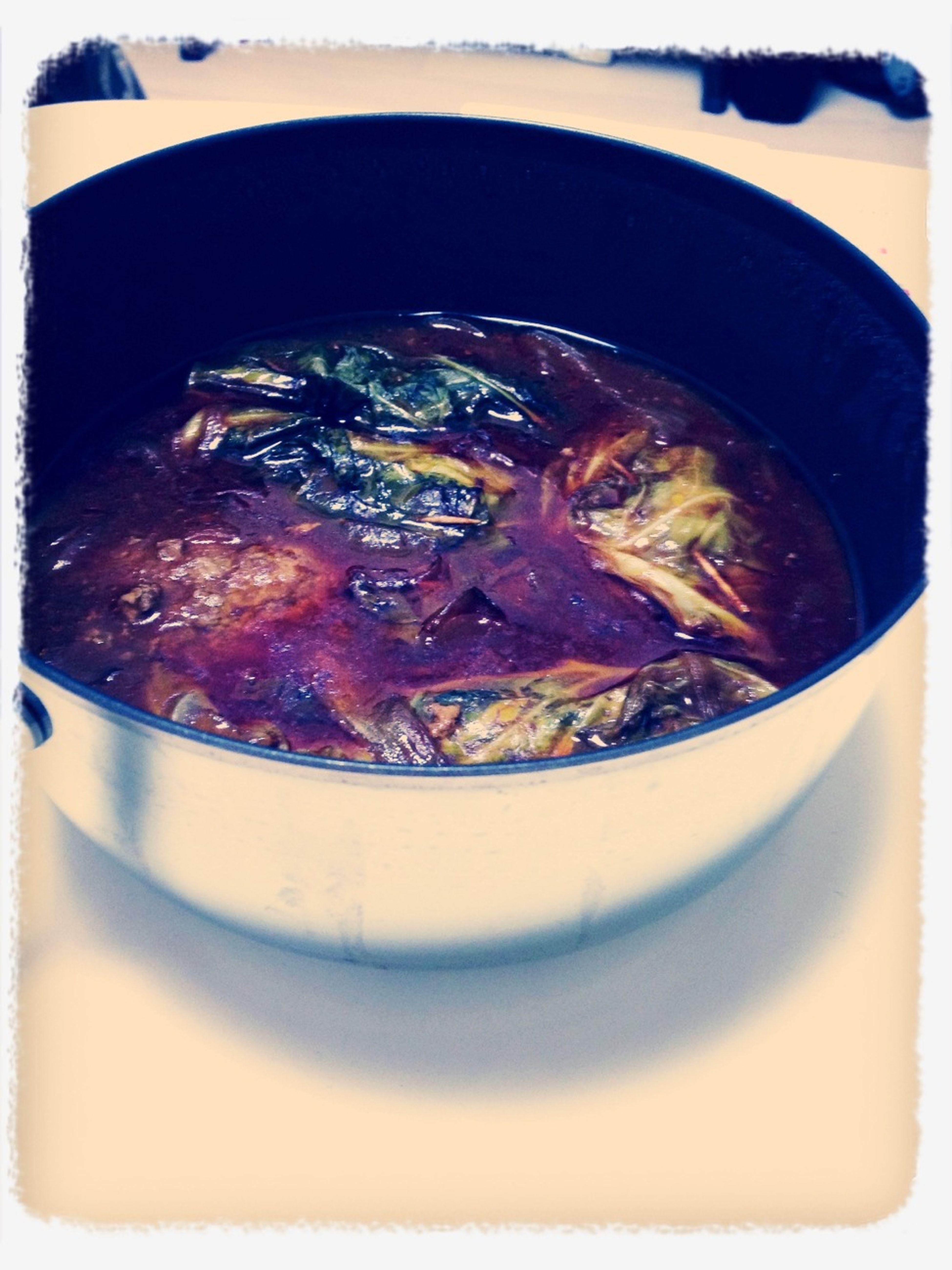 ロールキャベツをデミグラスで煮込んでみた!