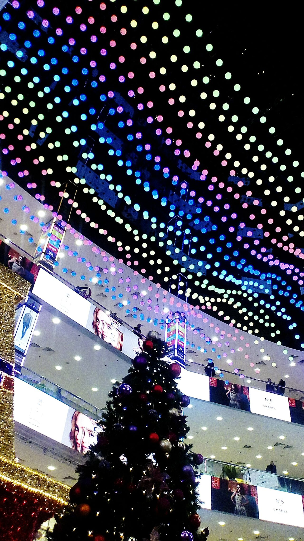 Illuminated Multi Colored Architecture No People First Eyeem Photo Followforfollow Followme Followback Follow4follow Eyeemphotography Modern Photooftheday Indoors  Eurovision2015