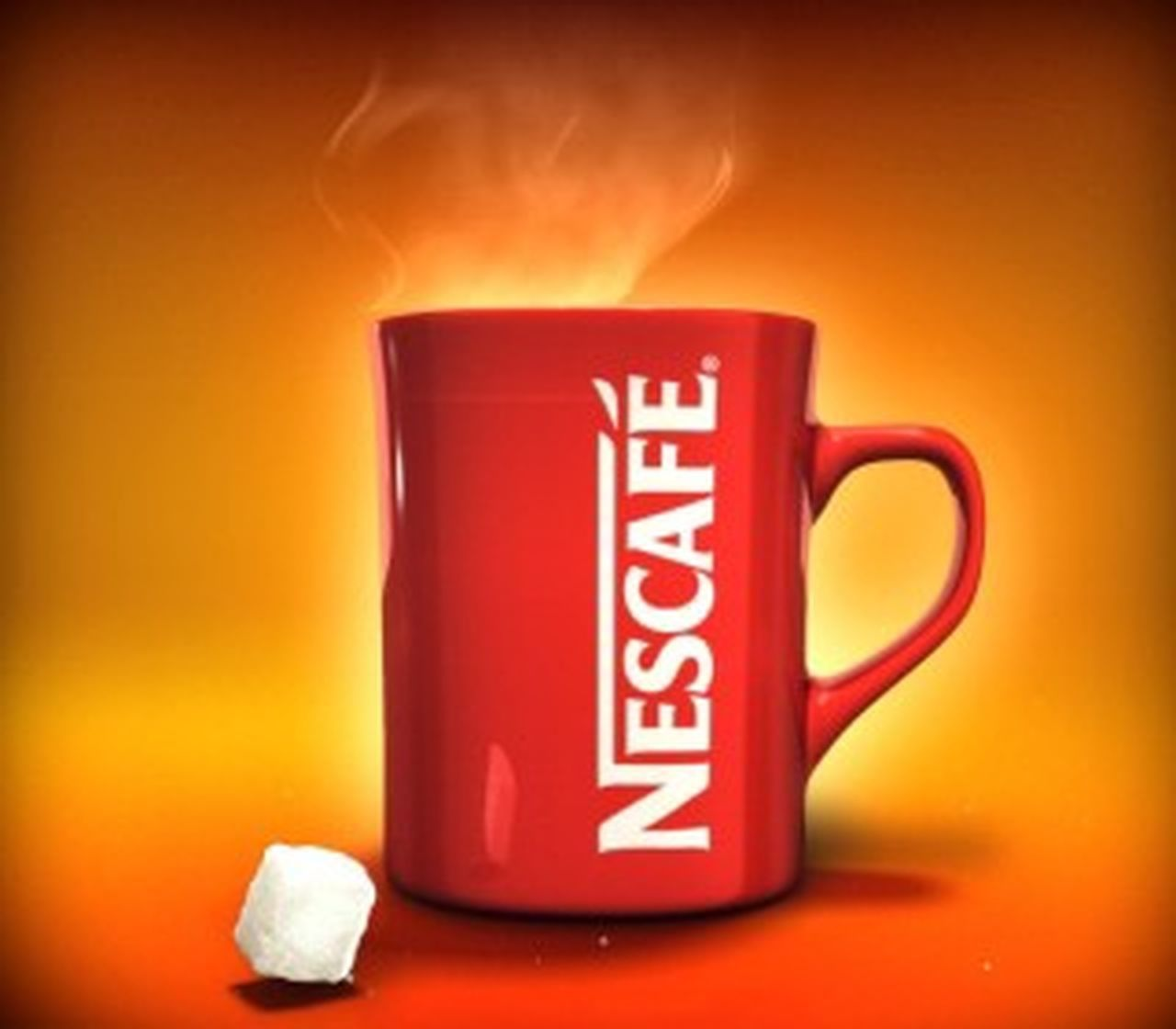 heat - temperature, mug, drink, coffee cup, food and drink, red, coffee - drink, no people, steam, colored background, indoors, close-up