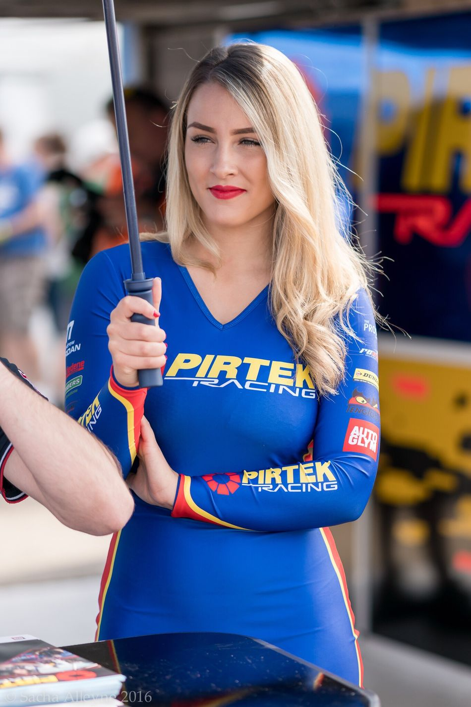 Young Adult Young Women One Person Women Sport Beautiful Woman British Touring Car Championship Beautiful Grid Girl Gridgirls Model Pitlane Candid Blond Hair One Young Woman Only Outdoors Only Women Day