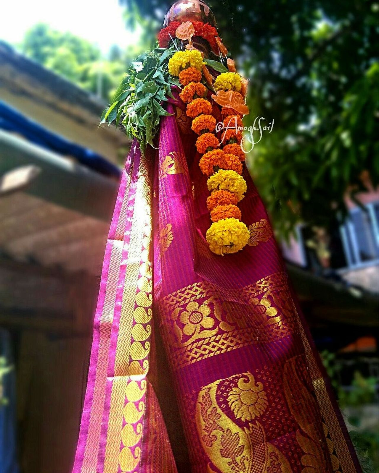 Gudhi Padva (Template:गुढी पाडवा Guḍhī Pāḍavā) is derived from the Sanskrit name for Chaitra Shukla Pratipad. It is celebrated on the first day of the Chaitra month to mark the beginning of the New year according to the lunisolar Hindu Calender. Festivals Of Indian Culture  Indiantradition 2017 Festivemoment