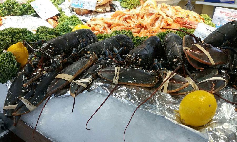 Food No People Freshness Market Market Colors Market Place Frutos Do Mar Seafoods