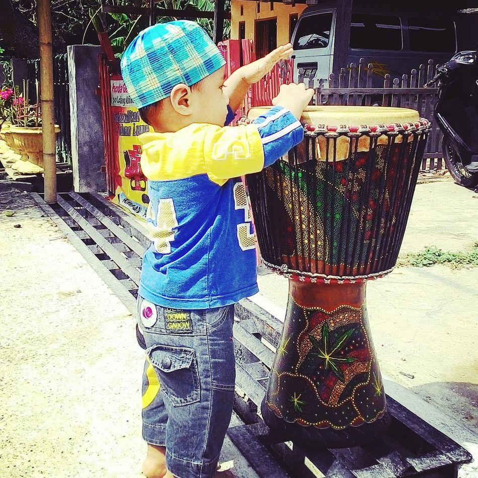 Reggae boy