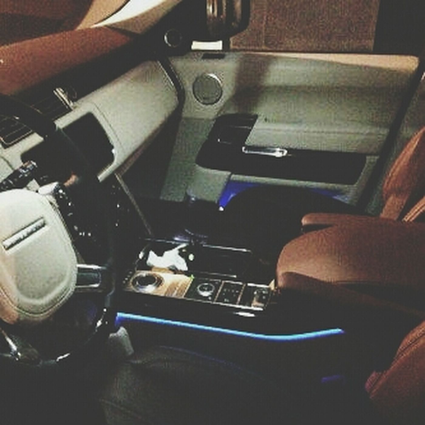 Range Rover Brother Car