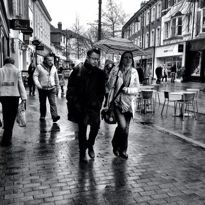 streetphotography in Tunbridge Wells by Kevin Richter