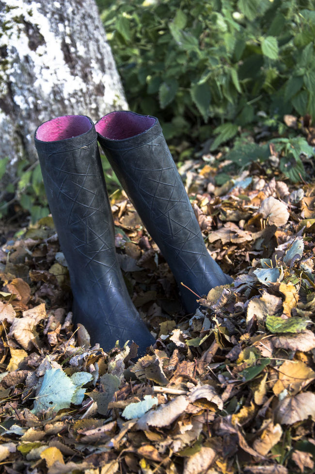 autumn fashion Autumn Autumn And Shoes Autumn Colors Autumn Fashion Autumn Shoes Boot Day Footwear Footwears Mode Of Life Outdoors Rubber Boots Tree Leaves Two Shoes