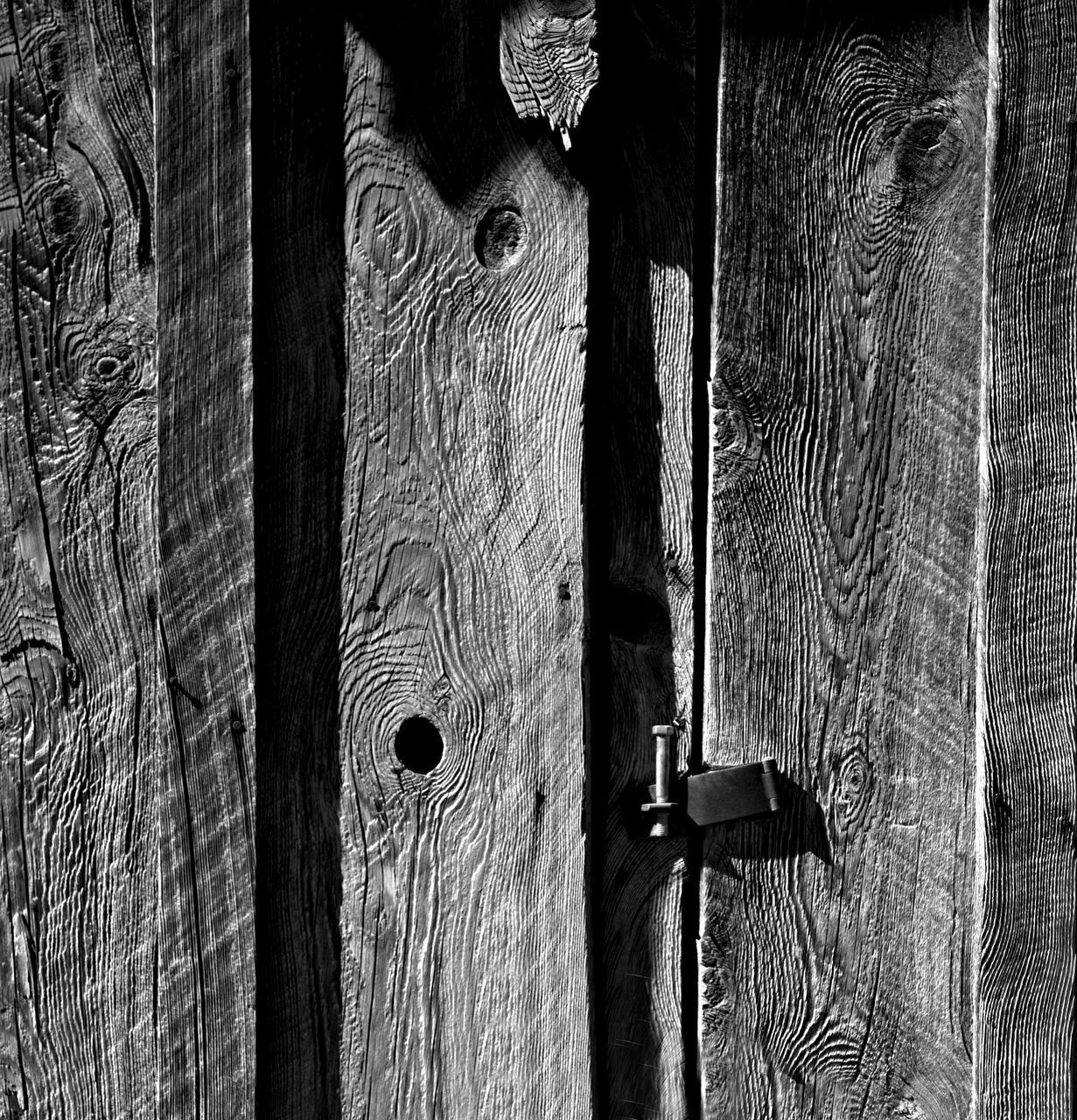 door, wood - material, close-up, no people, full frame, day, backgrounds, outdoors, protection, textured, latch, hinge