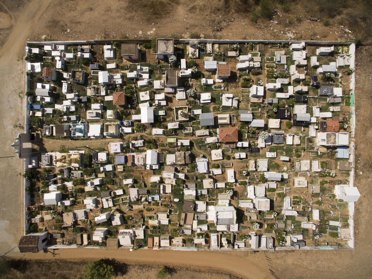 EyEmNewHere Dronephotography Brazil Flying High Airphotography Graveyard