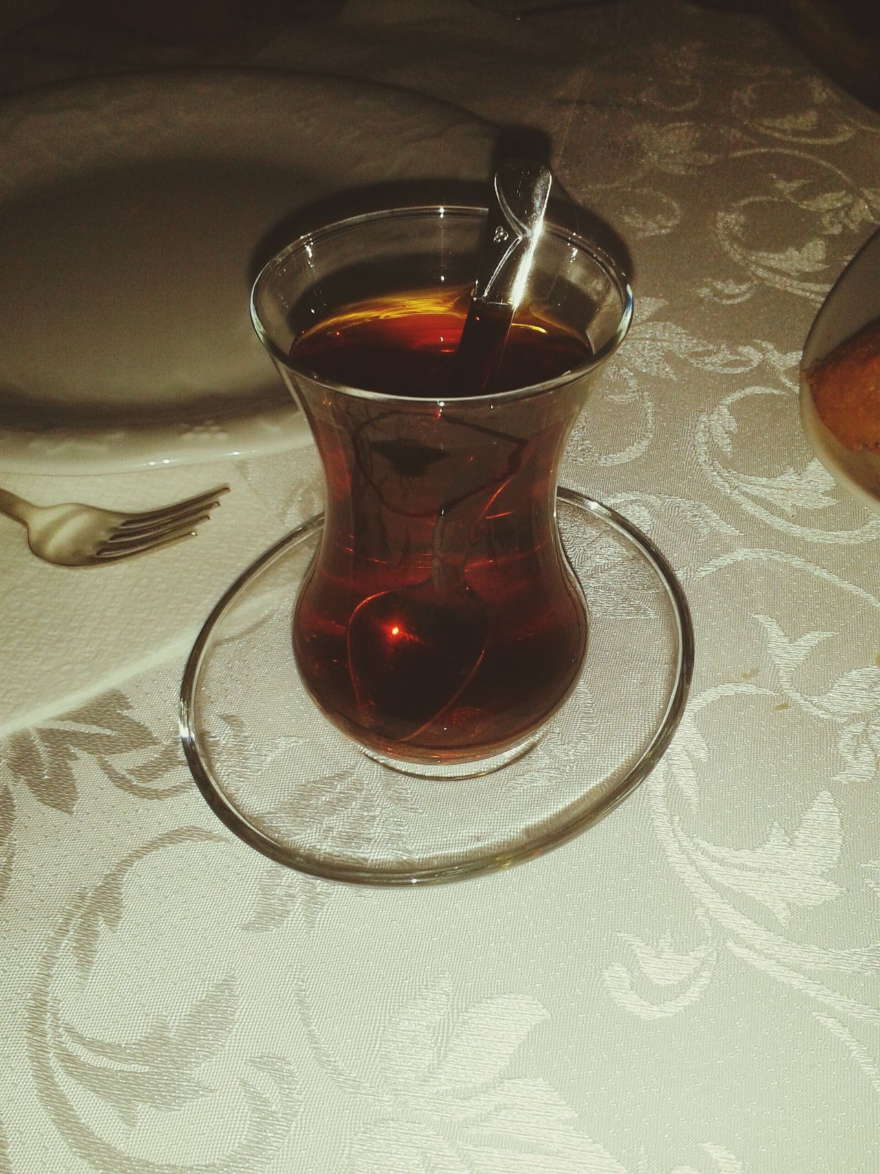 Çay keyfi :)
