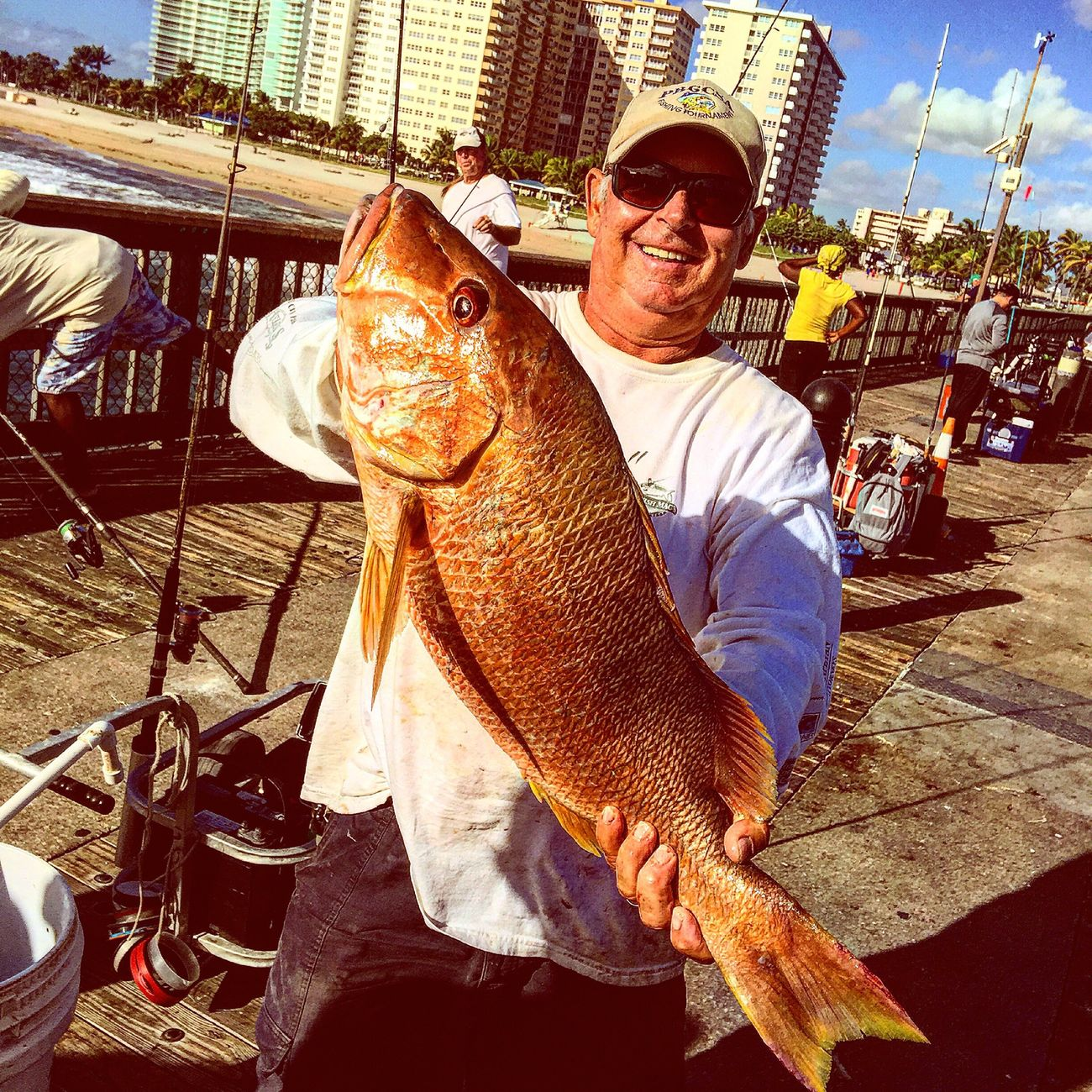 Redsnapper Father & Son Catchoftheday