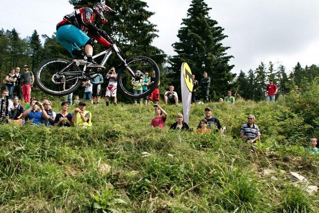 Johannes Fischbach Downhill Bikepark Albstadt Deutscher Meister 2014