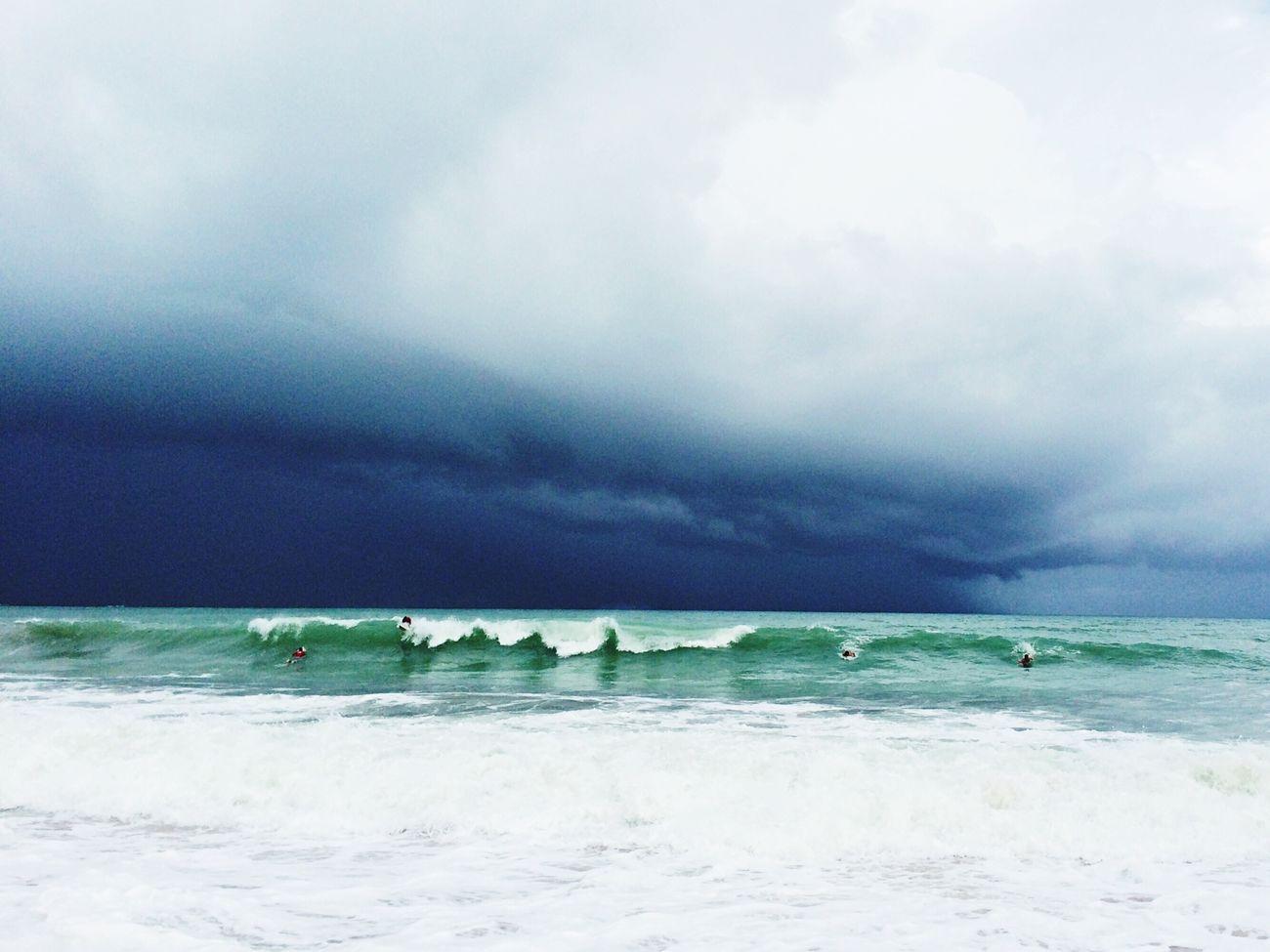 Beautiful stock photos of ocean, Beauty In Nature, Brazil, Cloud - Sky, Cloudy