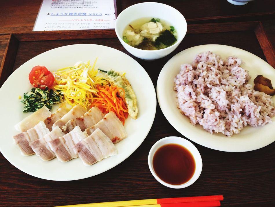 Haterumajima Okinawa Island Food あやふふぁみ IPhone 5S