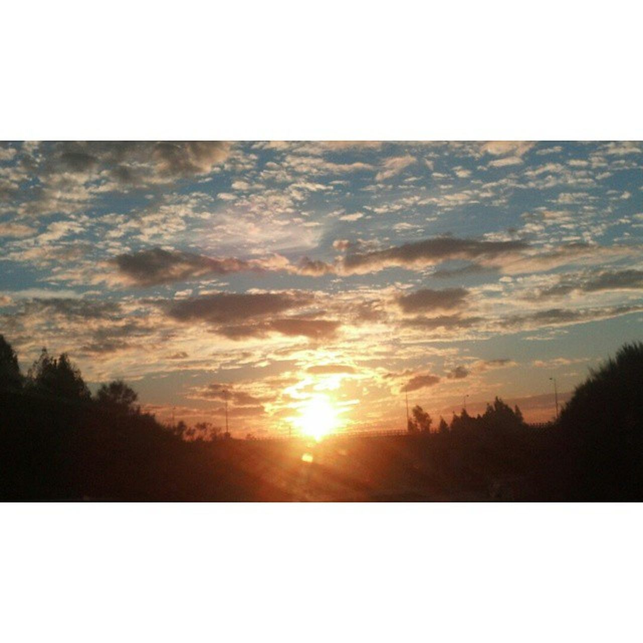 Sky Amazing FantasticDay Nofilters Instapic Instasize Sun World Clouds Nature
