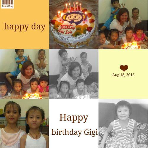 Gigi Birthday