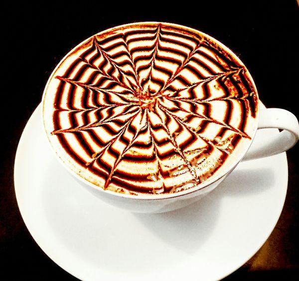 Cappucino Love My Job Coffee Shop Palmers Green Coffee Break Rosé Notspiderweb
