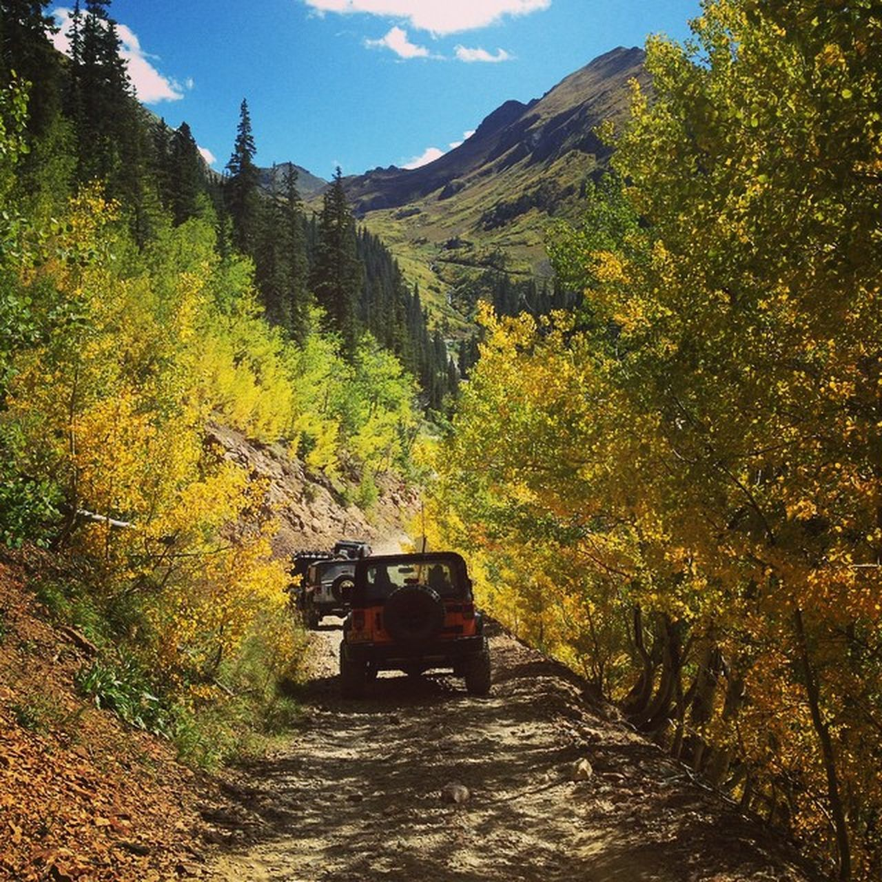 Ouray, Colorado Offroading Jeeping Jeepjamboree