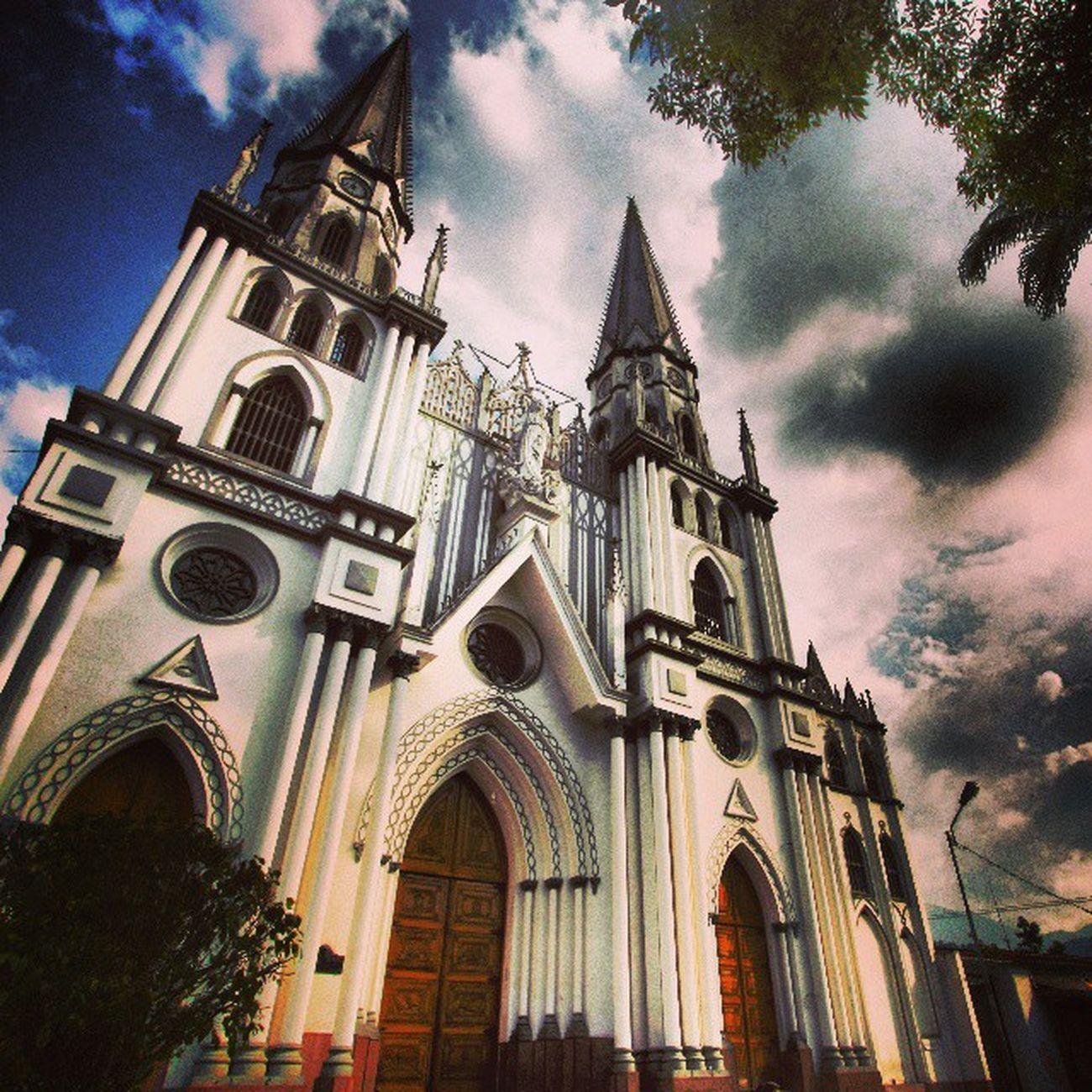 Iglesia de Los Ángeles de La Grita Tachira  Venezuela Ig_tachira IG_Venezuela Igerssc IgersVenezuela Venezuelaes Insta_ve Instavenezuela