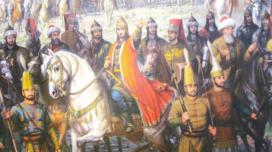 Fatihsultanmehmet Fetih1453museum Panorama Istanbul Turkey Historical Photography Costantinepolis Ottoman Empire Osmanlıdevleti Istanbullovers