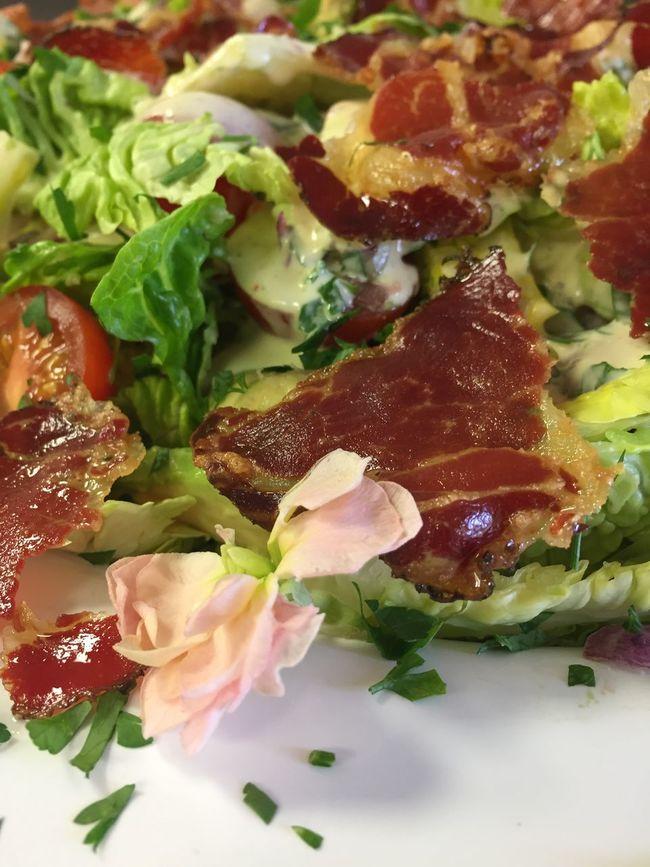 Avocado Salads Coppa Di Parma Tomato Delicious ♡ From Bistro A Gogo