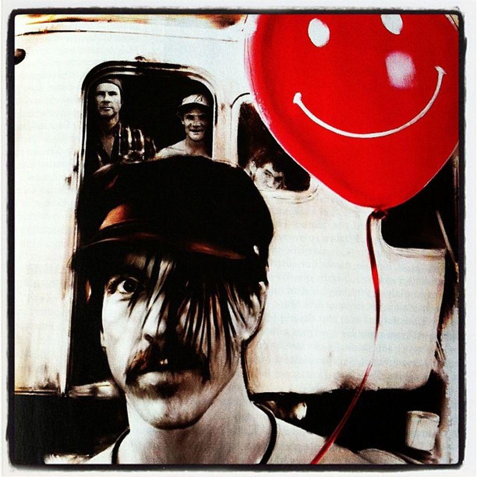 Rhcp Flea Kiedis Chad