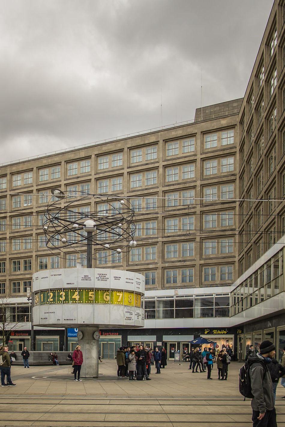 Weltzeituhr Alexanderplatz Berlin Heikobo City Berlin Alexanderplatz Weltzeituhr Berlin Photography Berliner Ansichten Berlin Mitte