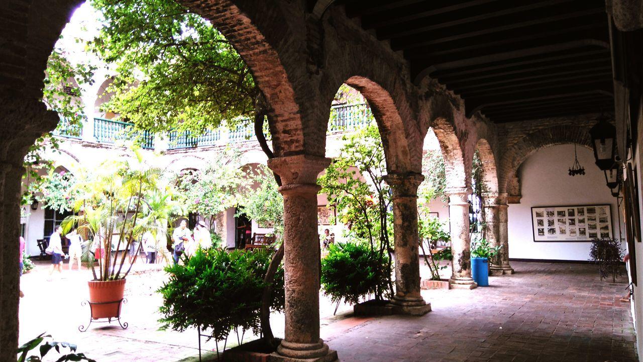 Old But Awesome La Popa Cartagenadeindias Viajesolo