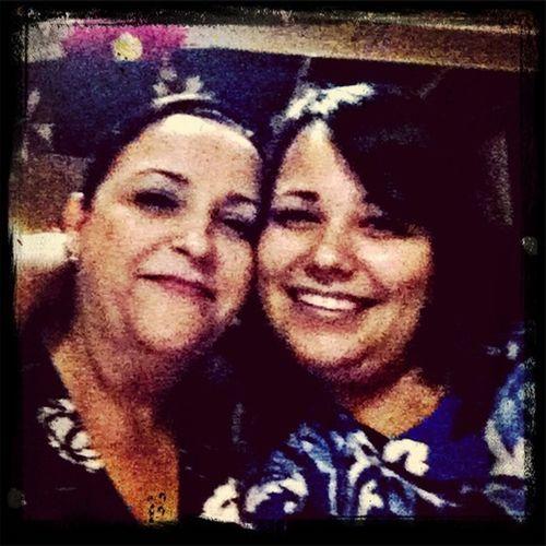 Con la mama Enjoying Life