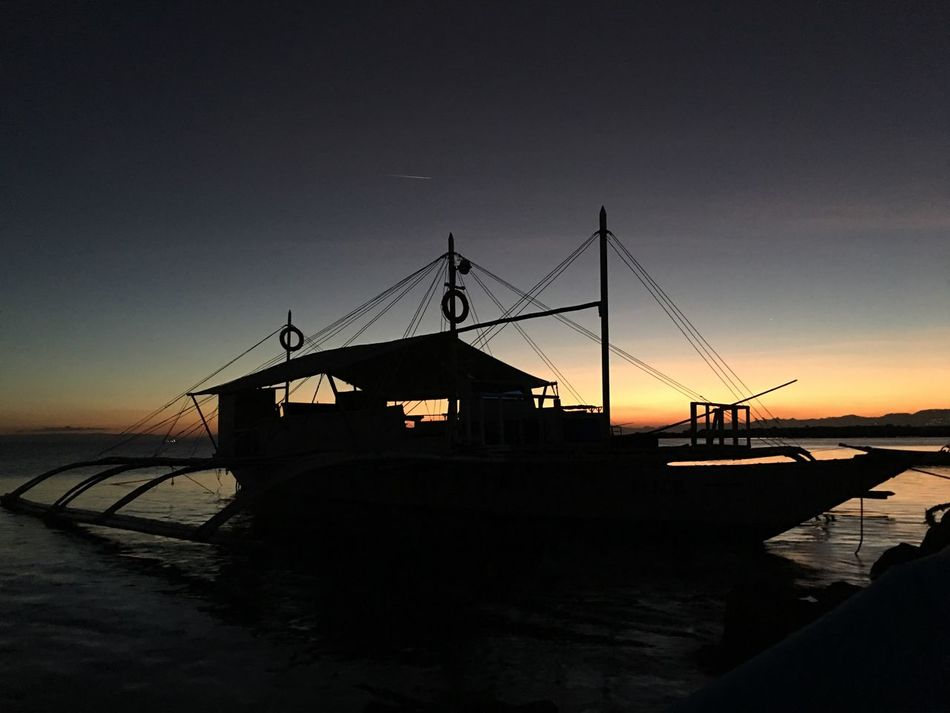 Water Sea Sky Sunset Nautical Vessel Transportation Nature No People Waterfront Tranquility Beauty In Nature Outdoors Scenics Horizon Over Water Day