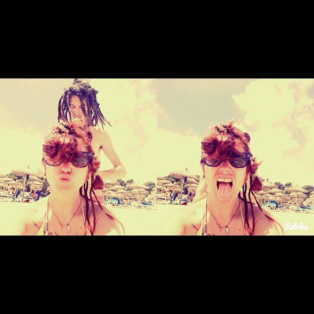 Playa Beach Santaponsa Mallorca Putoamo Trencintas Rastaman Postureo Sol Summer Lunes 1 *lunesjuntos Molamos Mucho Joral T20