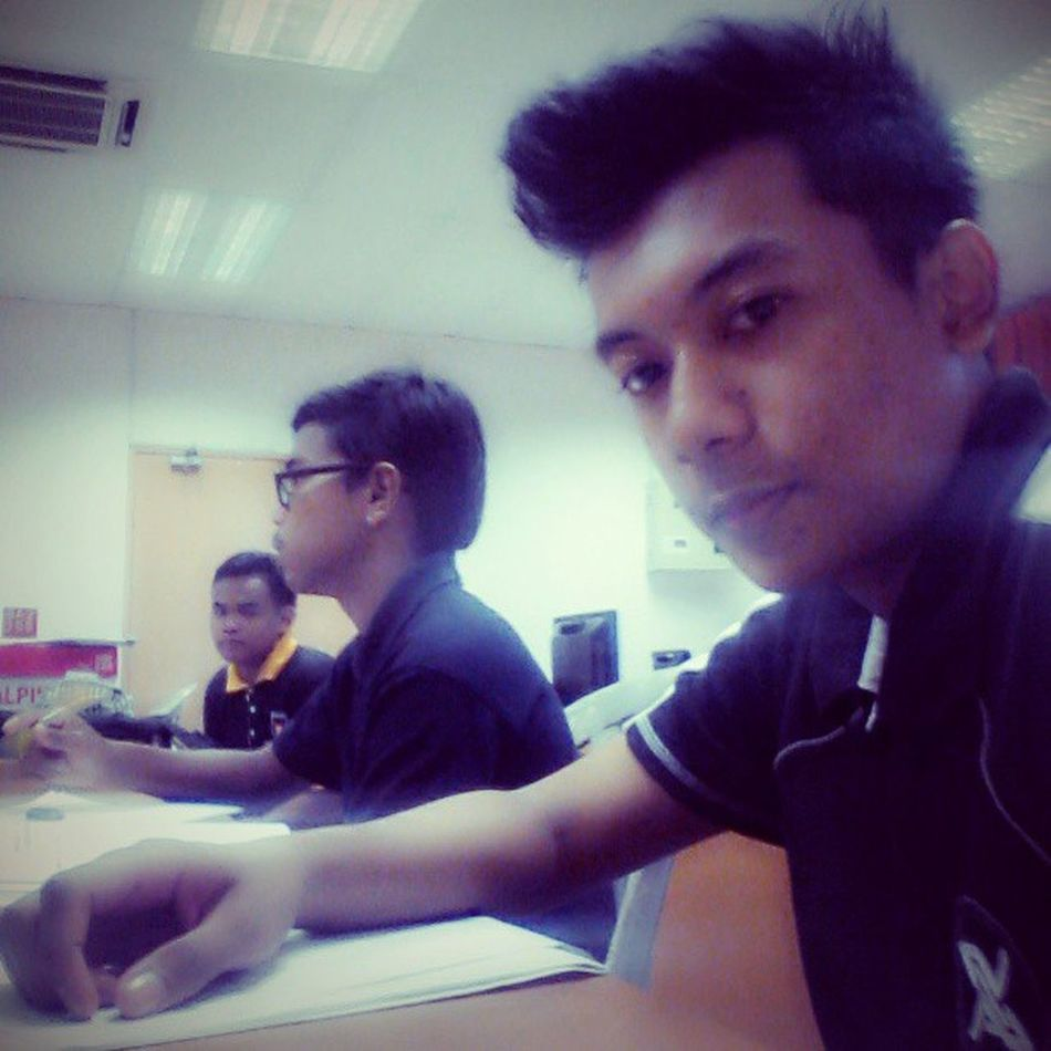 At Class Notetaking @joifazrill Azrul wednesday evening instaphoto instagallery