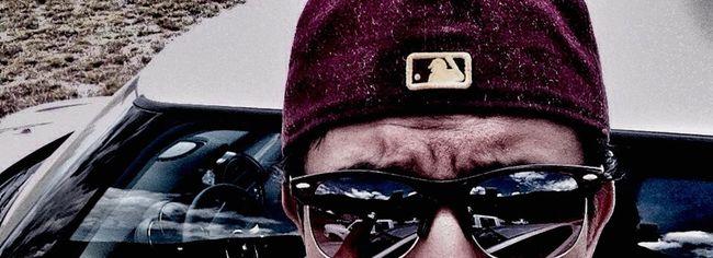 Glasses Hat Baseball Airport K