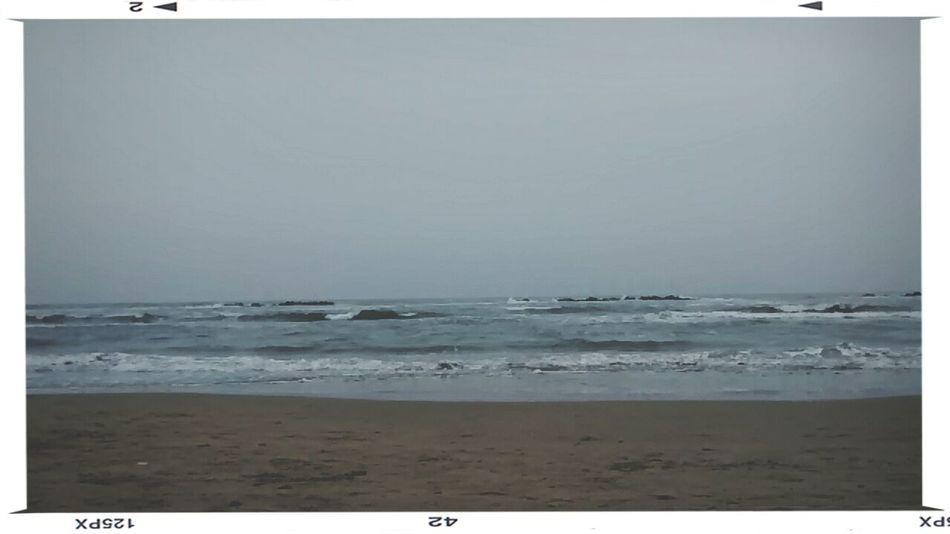 Winter Beach Winterbeach Sea Winter Peaceful Place