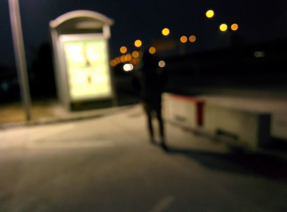 After a long day Dizzy Night Illuminated Seeing Double Seeing ThingsStreetphotography Tranquility Urbanphotography Light Up Your Life Darkness And Light Light In The Darkness Out Of The Dark Vienna Bus Stop Ads Illuminated Signs Bokehlicious Blurred Visions Blurry On Purpose Blurry Night.  No People Outdoors Night Architecture Unrecognizable Person Copy Space