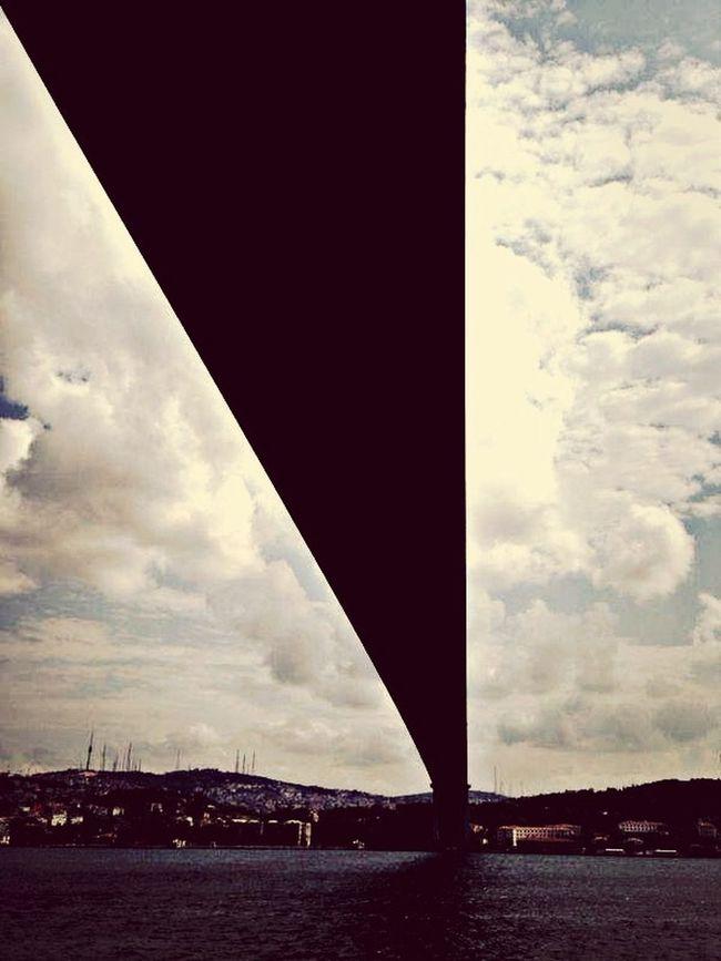 İstanbul'u özlediiiiğğm Hello World Hi! Ortaköy Istanbul #bogaz