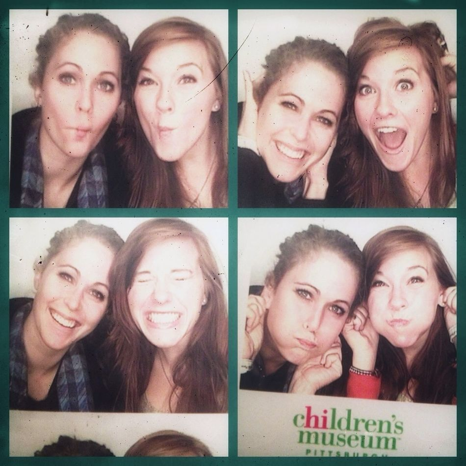 #tbt With Ashley Clark At The Pittsburgh Childrens Museum! You Could Say We Were Having A Little Fun :)