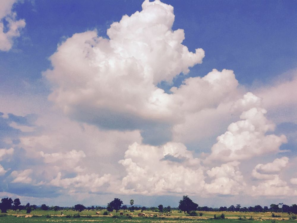 Sky Cloud - Sky Day Nature Beauty In Nature No People Outdoors Scenics