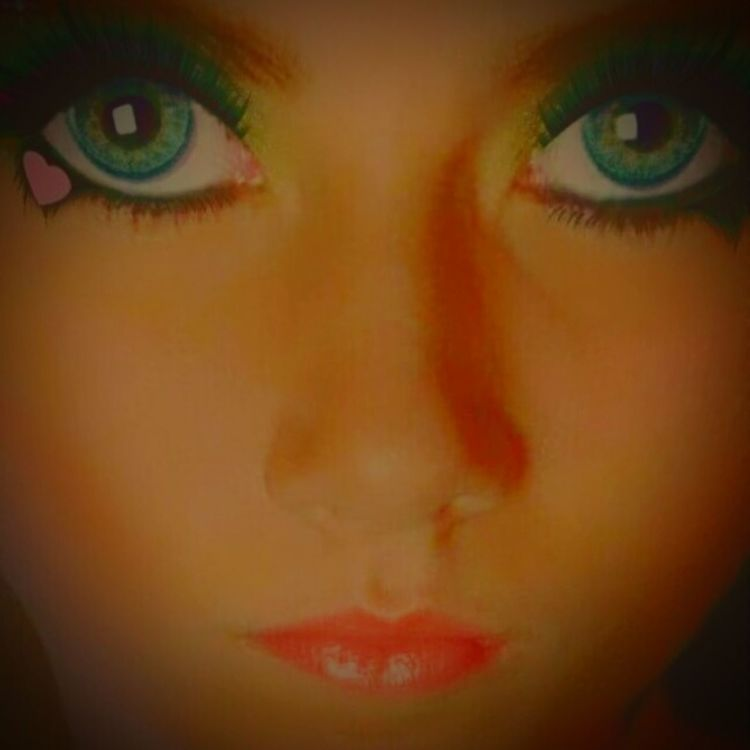 Living Doll: Bigeyes Big Eyes Hottie Mesmerizing Eyes EyeEm Cutie Sexygirl Psycho Realm Haunting Eyes Dollface Doll Face Dolledup Dolly Dearest Optical Illusion Illusion Ghostly Face Haunting  Mesmerizing Makeupartist Graphic Design Graphicart Graphic Art BestofEyeEm ArtWork Eyeem Artwork Blonde ♡
